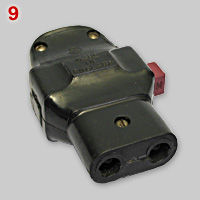 Goltone appliance connector