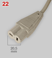 Philips appliance connector