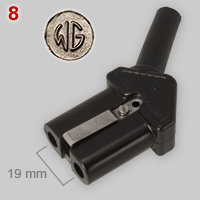 Ward-Goltone appliance connector