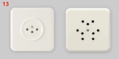 Swiss Type 12 socket