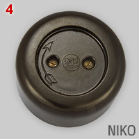 Niko child safe socket