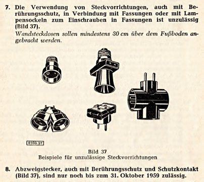 Image from 1959 VDE leaflet