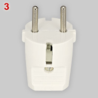 Schuko plug made by Superfil