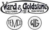 Ward and Goldstone logos