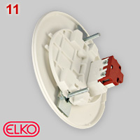 ELKO DCL type lamp socket