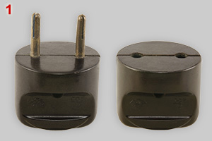 Classic Corodex plug and connector
