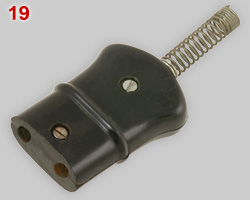 Classic Inventum appliance connector plug