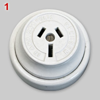 Spersom type I 10A socket