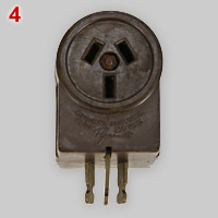 Granite (Australia) 10A  2-way multi-plug