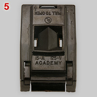 Academy automatic 3-way cube