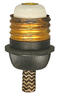 Edison screw plug