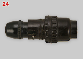 SB15d-2 connector and plug
